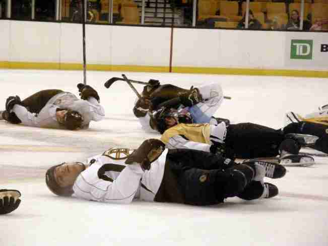 Are Negative Thoughts Leading You To Experience Stress On The Ice?